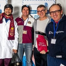 BRISBANE CEOS BAND TOGETHER TO RAISE $645,000 FOR VINNIES
