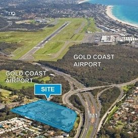 GOLD COAST AIRPORT LANDS TWEED HEADS SITE