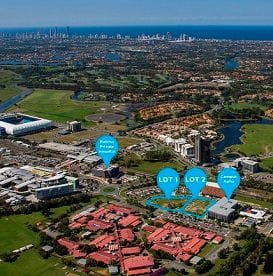 BILLION-DOLLAR FUND PLANS ROBINA HEALTH HUB