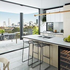 BRISBANE'S ALTO & TENOR PROVES IN TUNE WITH BUYERS