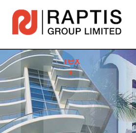 RAPTIS POSTS FIRST PROFIT IN ALMOST A DECADE