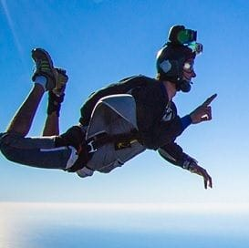 SKYDIVE THE BEACH JUMPS INTO $15.45 MILLION RAGING THUNDER PURCHASE