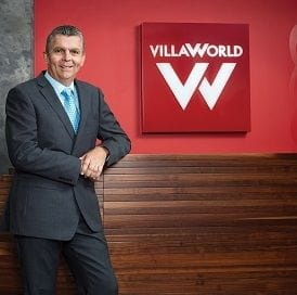 STRAIGHT TALK: HOW CRAIG TREASURE BUILT SUCCESS AT VILLA WORLD