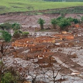 BHP WORKERS CHARGED OVER SAMARCO DISASTER