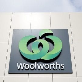 WOOLWORTHS' SALES BOUNCE BACK