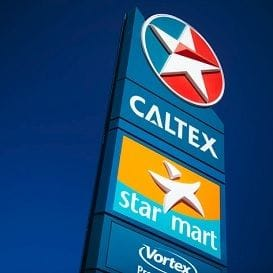 FIVE CALTEX FRANCHISEES TERMINATED IN WAGE FRAUD INVESTIGATION