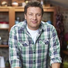 JAMIE OLIVER LIKELY TO BUY HIS NAMESAKE RESTAURANTS