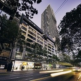MELBOURNE CBD OFFICE SELLS FOR $80 MILLION