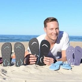 WILLI TO TAKE FLIP-FLOPS TO THE UNITED STATES
