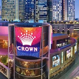 CHINA RELEASES ONE DETAINED CROWN CASINO EMPLOYEE