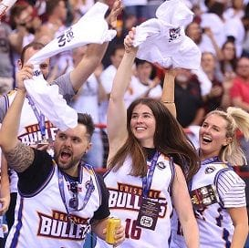 BULLETS BACK IN THE BUSINESS COMMUNITY