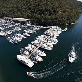 ARDENT LEISURE SELLS D'ALBORA MARINAS