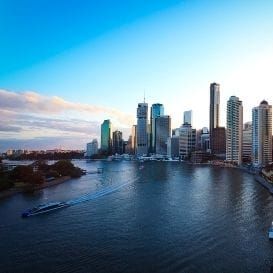 BRISBANE IN WORLD TOP 4 FOR FOREIGN INVESTMENT STRATEGY