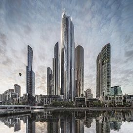 AUSTRALIA'S TALLEST TOWER APPROVED FOR SOUTHBANK