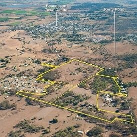 BEAUDESERT SITE SELLS FOR $5.5 MILLION