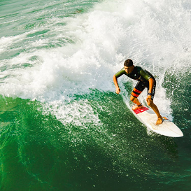 SONAND TURNS THE TIDE AT SURFSTITCH