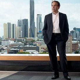TECHNOLOGYONE FOUNDER ADRIAN DI MARCO STEPS DOWN AS CEO