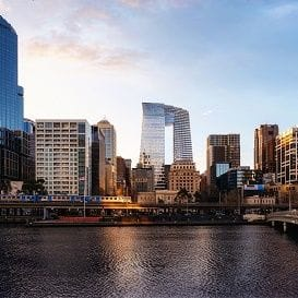 MAKE WAY FOR THE 'PANTSCRAPER', A TWIN TOWER SET TO CHANGE MELBOURNE'S CITYSCAPE