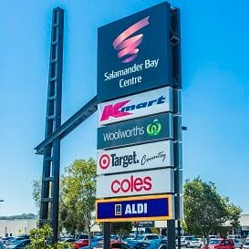 CHARTER HALL SNAPS UP SALAMANDER BAY CENTRE FOR $174M
