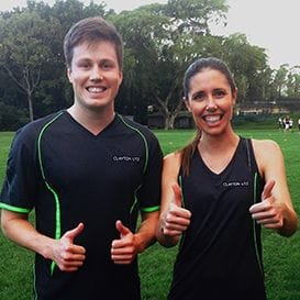 BRISBANE FIRMS BATTLE IT OUT IN CHARITY DASH