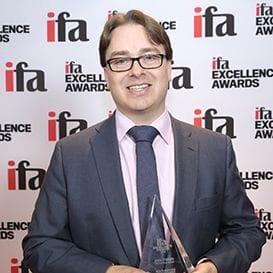 BRISBANE LAWYERS' GO-TO FINANCIAL ADVISER WINS NATIONAL IFA AWARD