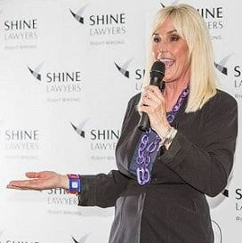 BROCKOVICH: 'YOU DON'T NEED A DEGREE TO BE HUMAN'
