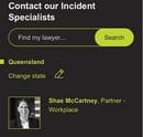 CLAYTON UTZ LAUNCHES APP TO KEEP COMPANIES SAFE