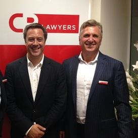 CREEVEY RUSSELL LAUNCHES TOOWOOMBA SISTER COMPANY