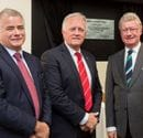 GOVERNOR OPENS WORLD CLASS FACILITY AT GRIFFITH