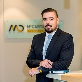MCCARTHY DURIE ACQUIRES BOUTIQUE ARANA HILLS FIRM