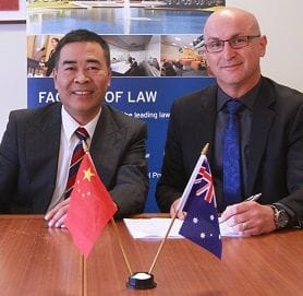 QLD TO ATTRACT MORE CHINESE LAW STUDENTS