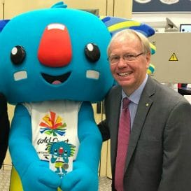 PETER BEATTIE: WE CAN TURN A $1B 'PROFIT' ON COMMONWEALTH GAMES IF BUSINESS GETS ON BOARD