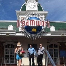 DREAMWORLD'S VISITATION AND REVENUES IN STEEP DECLINE