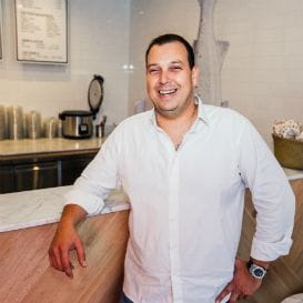INTERNATIONAL RESTAURATEUR TEAMS UP WITH LOCAL FOODIES FOR NEW BYRON BAY VENTURE