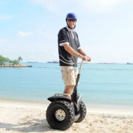 SEGWAYS SALES BOOST ON BACK OF LAW CHANGES IN ACT & QUEENSLAND