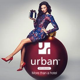 CHRISTMAS AT URBAN DELIVERS A QUIRKY AND MODERN TOUCH