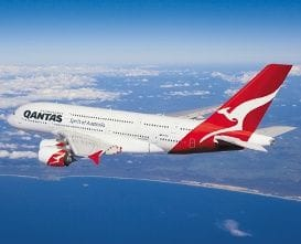 QANTAS CHANGES SYDNEY-LONDON ROUTE AND EXTENDS EMIRATES DEAL