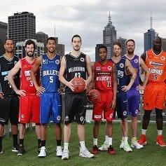 'SLEEPING GIANT' OF SPORT AWAKENS WITH LAUNCH OF NBL SEASON