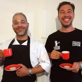 HOW A COUPLE OF GNOCCHI BROTHERS LEARNED TO EMBRACE CHANGE