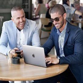 FITAZFK ENTREPRENEURS HIT THE GYM TO CASH IN ON SOCIAL MEDIA SUCCESS
