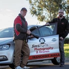 JIM'S EMPIRE EXPANDS TO DRONES AND PHOTOGRAPHY