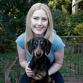 MEET THE MBA GRADUATE WHO CONNECTS PEOPLE WITH ANIMALS TO END ISOLATION