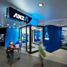 ANZ REPORTS BIG PROFIT RISE AS RATE RIGGING SETTLEMENT CONTINUES