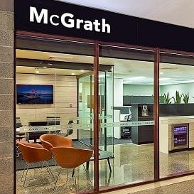 MCGRATH SHARES IN FREEFALL ON PROFIT DOWNGRADE