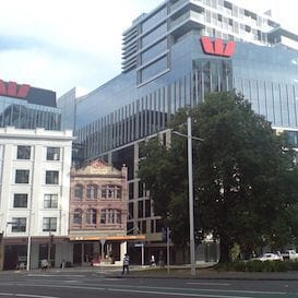 WESTPAC'S $8 BILLION PROFIT AS IT SPENDS TO 'PUT THINGS RIGHT'