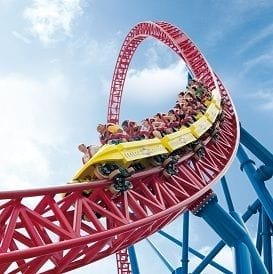 VISITOR NUMBERS STILL DOWN AT VILLAGE ROADSHOW THEME PARKS