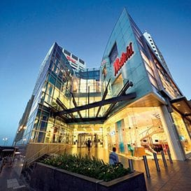 WESTFIELD SOLD TO FRENCH CONGLOMERATE