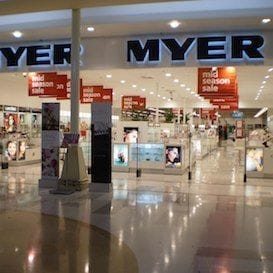 MYER IN THE DANGER ZONE FOLLOWING POOR START TO CHRISTMAS TRADE