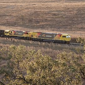 Aurizon lifts half year profit but warns of price pressures