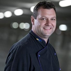 The most passionate chef in Queensland is at the Gold Coast Convention and Exhibition Centre